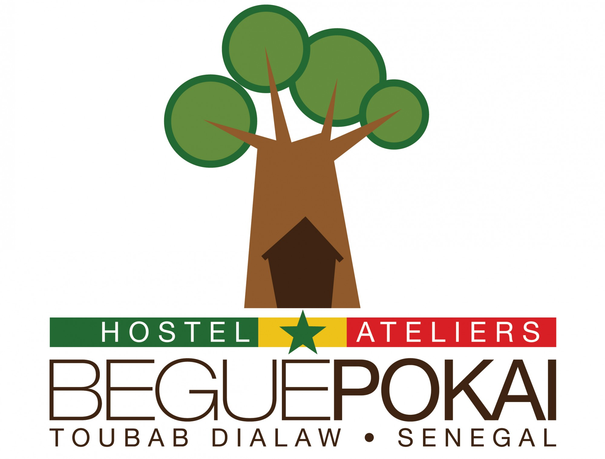 BEGUE POKAI – HOSTEL SENEGAL